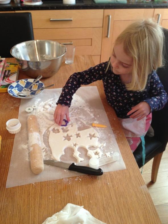 Peppermint Creams Preparation