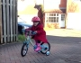 I want to ride mybicycle