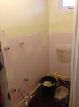 Cloakroom BEFORE